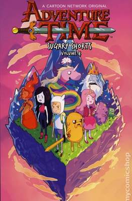 Adventure Time: Sugary Shorts (Softcover 144 pp) #4