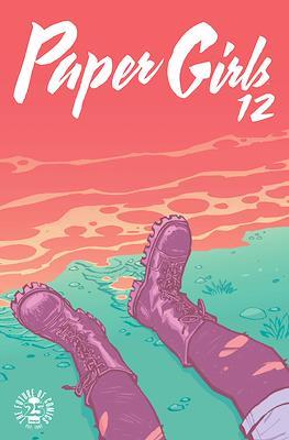 Paper Girls (Comic-book) #12