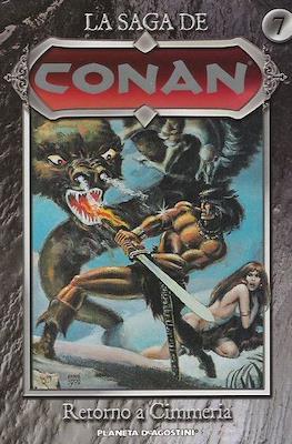 La saga de Conan #7