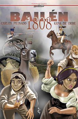 Historia de España en viñetas (Cartoné 56 pp) #19
