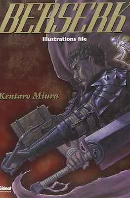 Berserk Illustrations File