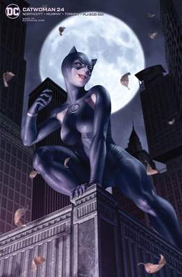 Catwoman Vol. 5 (2018- Variant Cover) #24