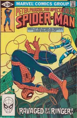 The Spectacular Spider-Man Vol. 1 (Comic Book) #58