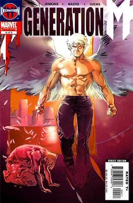 Decimation - Generation M (Comic Book) #4