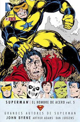 Grandes Autores de Superman: John Byrne (Cartoné 232 pp) #5