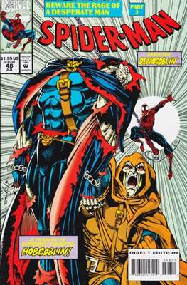 Spider-Man (Vol. 1 1990-2000) (Comic Book) #48