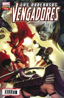 Los Poderosos Vengadores (2008-2011) (Grapa, 48 páginas.) #28