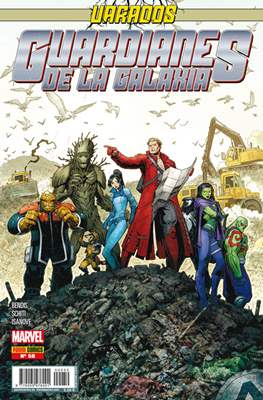 Guardianes de la Galaxia (2013-) (Grapa) #50