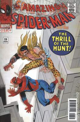 Spider-Man / Deadpool (Variant Cover) (Comic Book) #23