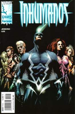 Inhumanos (1999-2000). Marvel Knights (Grapa 24 pp) #1