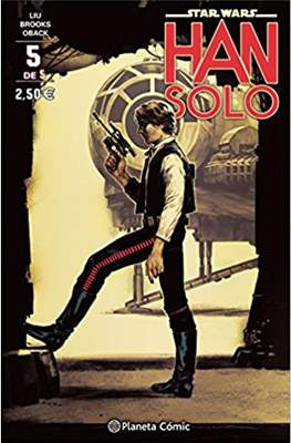 Star Wars: Han Solo (Grapa 32 pp) #5