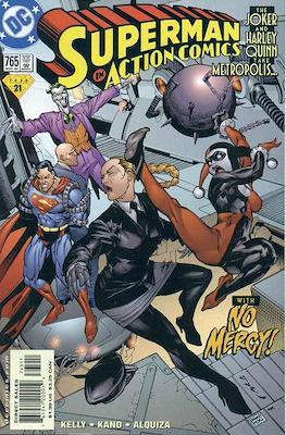 Action Comics Vol. 1 (1938-2011; 2016-) (Comic Book) #765