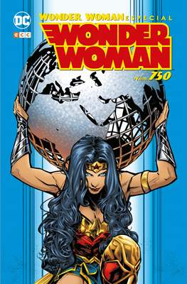 Wonder Woman Especial núm. 750