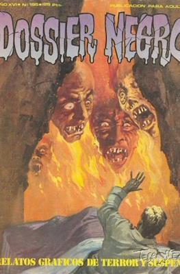 Dossier Negro (Rústica y grapa [1968 - 1988]) #195