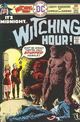 The Witching Hour Vol.1 (Grapa) #61