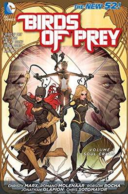 Birds of Prey (2011) (Softcover) #5