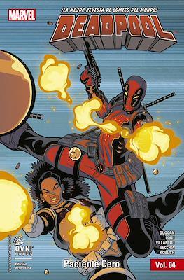Deadpool (Rústica recopilatorio 96 pp) #4