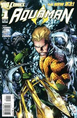 Aquaman Vol. 7 (2011-2016) #1