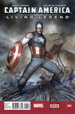Captain America: Living Legend (2013) #4