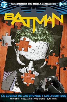 Batman (Rústica, 160 a 288 páginas a color. 24x17cm) #4