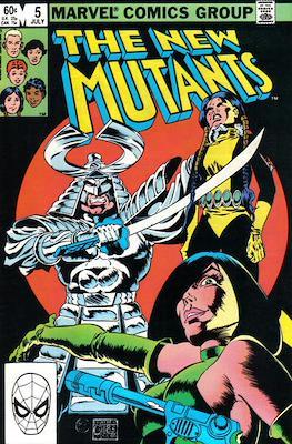 The New Mutants (Grapa) #5