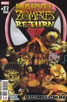 Marvel Zombies Return (Portadas Variantes)