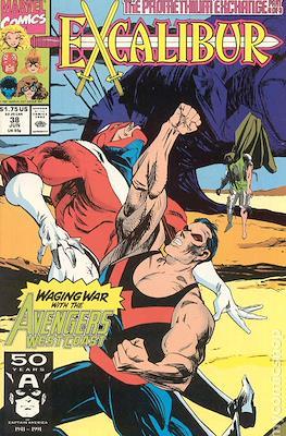 Excalibur Vol. 1 (Comic Book) #38