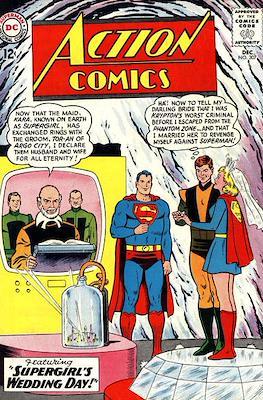 Action Comics Vol. 1 (1938-2011; 2016-) (Comic Book) #307