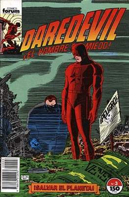 Daredevil Vol. 2 (1989-1992) (Grapa 32 pp) #3