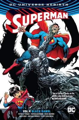 Superman Vol. 4 (2016-) (Softcover) #4