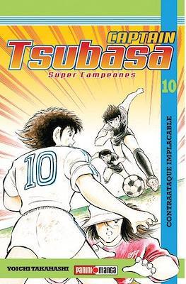 Captain Tsubasa. Super Campeones (Rústica) #10