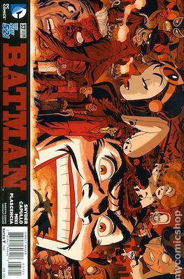 Batman Vol. 2 (2011-2016 Variant Covers) (Comic Book) #37