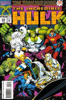 The Incredible Hulk Vol.1 (Saddle-stitched. 1962-1999) #415