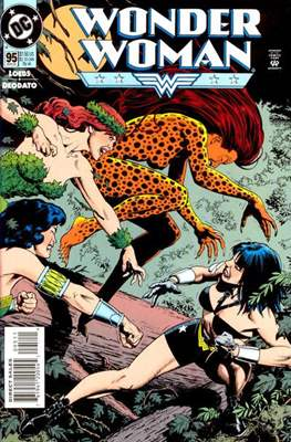 Wonder Woman Vol. 2 (1987-2006) (Comic Book) #95