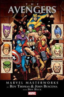 Marvel Masterworks: The Avengers (Softcover) #5