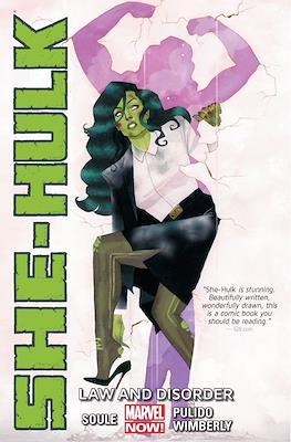 She-Hulk (2014-2015) (Rustica) #1