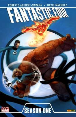 100% Marvel: Fantastic Four Season One