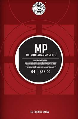 The Manhattan Projects (Grapa) #4