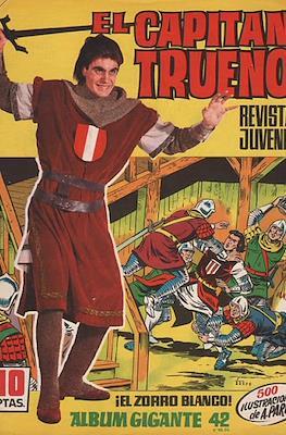 El Capitán Trueno. Album gigante (Grapa 32 pp) #42
