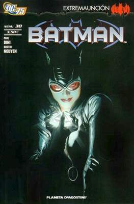 Batman (2007-2012) (Grapa. 48 pp) #30