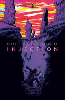 Injection (Comic-book) #12