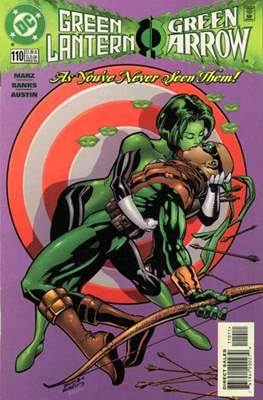 Green Lantern Vol. 2 (1990-2004) (Comic-Book) #110