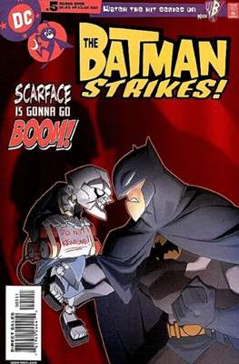 The Batman Strikes! #5