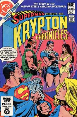 Krypton Chronicles (Comic-book) #3
