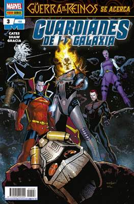 Guardianes de la Galaxia (2013-) (Grapa) #66/3