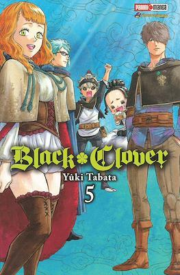 Black Clover (Rústica) #5