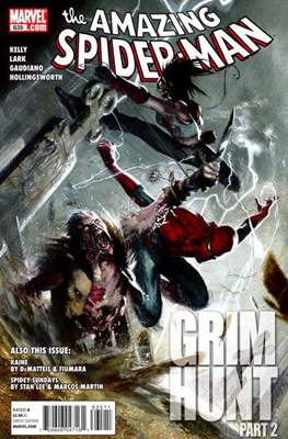 The Amazing Spider-Man Vol. 2 (1999-2014) (Comic-Book) #635