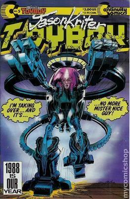 Toyboy (Comic Book) #5