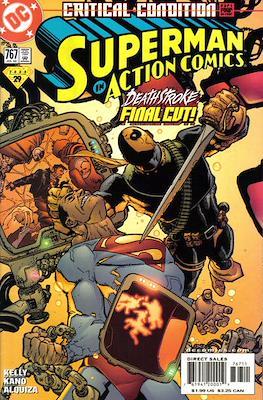 Action Comics Vol. 1 (1938-2011; 2016-) (Comic Book) #767