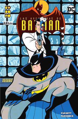 Las aventuras de Batman (Grapa 24 pp) #22